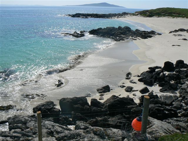 Selfcatering cottage Hebrides