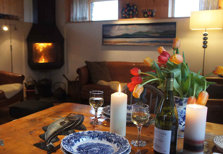 luxury cottage Isle of Harris