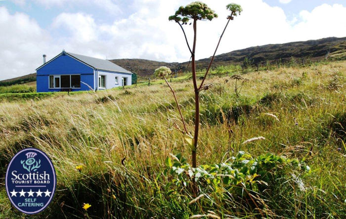 Stay Hebrides, harris, stay luxurious