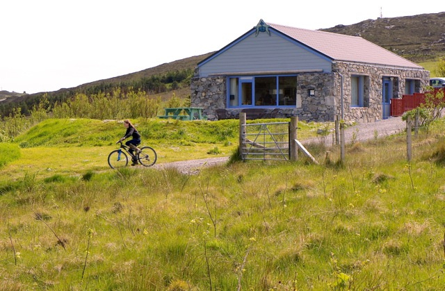 Fulmar Cottage Selfcatering Beachview cottages on Isle of Harris Scotland rental